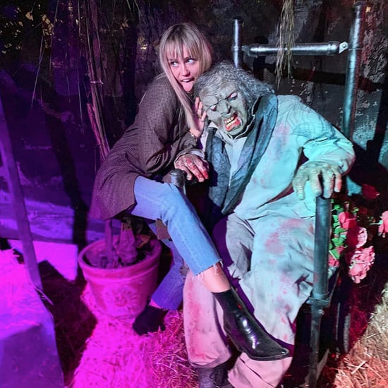 Miley Cyrus's Funny Photos From Her Pumpkin Patch Outing