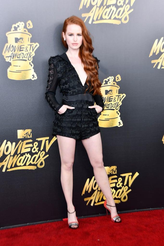Mtv Movie And Tv Awards Red Carpet Dresses 2017 Popsugar