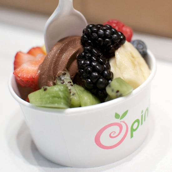 Calories in Pinkberry