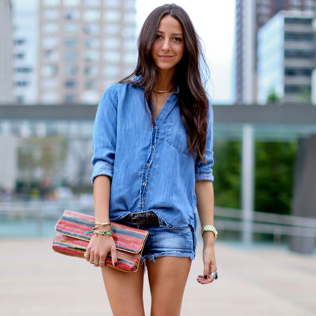 Best Denim Trends For Summer 2013