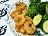 Chili Lime Garlic Shrimp