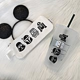 Star Wars Personalized Iced Coffee Cup