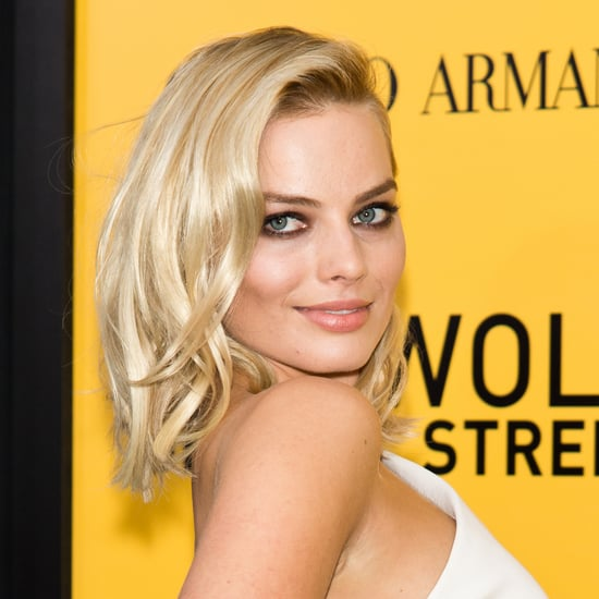 Margot Robbie at The Wolf of Wall Street Premiere in NY