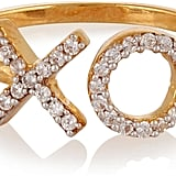 Aamaya By Priyanka XO Ring ($285)
