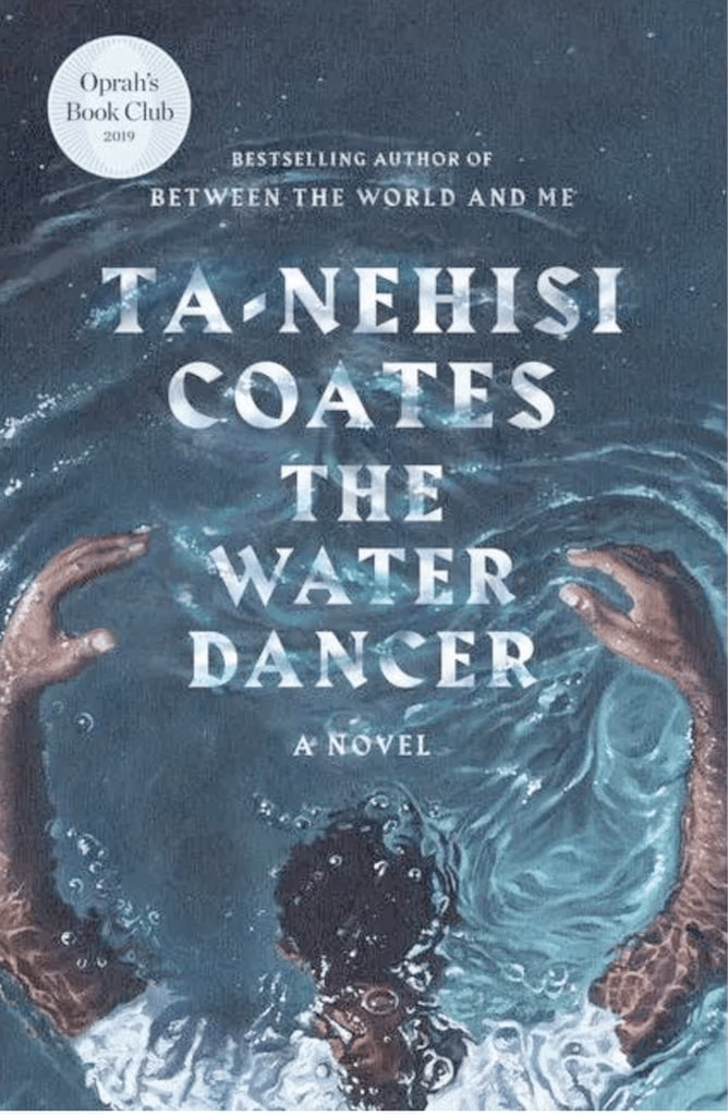 A book with a body of water or pool on the cover