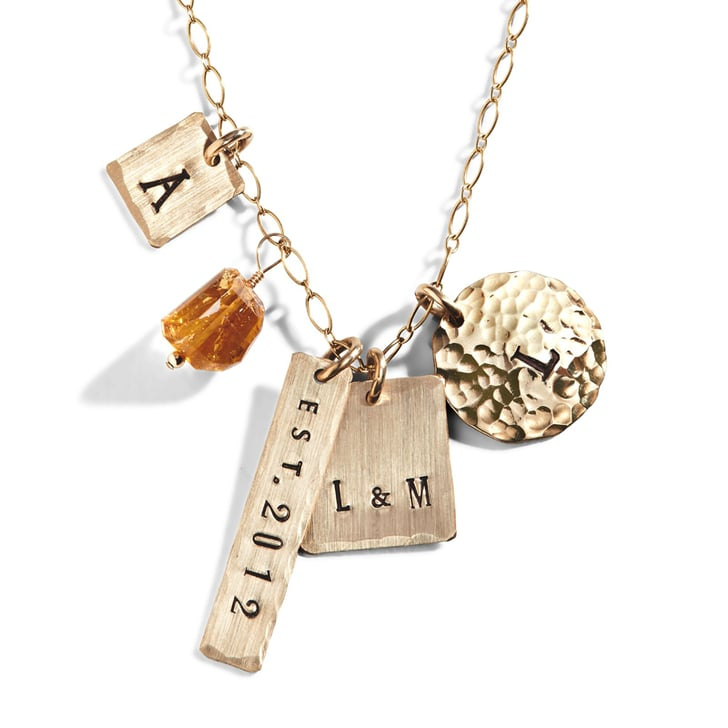 Personalized jewelry for moms celebrity