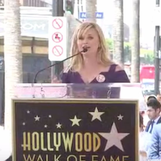 Reese Witherspoon's Speech at Goldie Hawn Walk of Fame Event