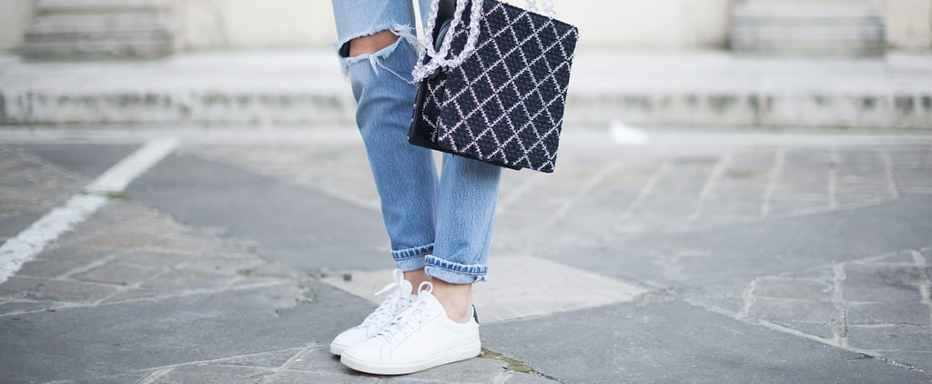The Jean and Shoe Combos That'll Land You an A+ in Street Style