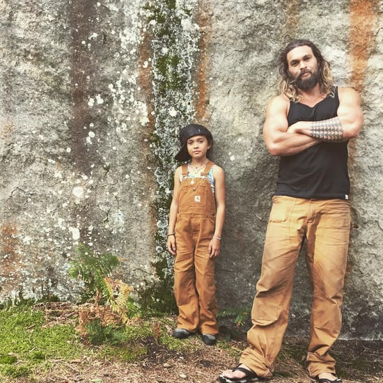 Jason Momoa's Family Photos