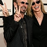 Ringo Starr and Barbara Bach, 2008
