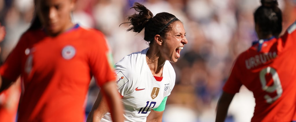 Carli Lloyd's Record at the 2019 World Cup