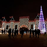 "Bentleyville ""Tour of Lights"" in Duluth, MN"
