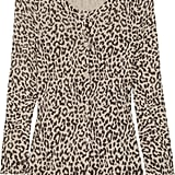 Jenny becomes quite the fan of leopard print during the movie, so we have no doubts that she'd throw this lightweight cardigan on over her LBD. J.Crew Leopard-Print Cotton Cardigan ($88)