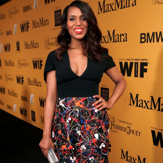 Kerry Washington at the Crystal + Lucy Awards 2014