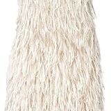 Alberta Ferretti Feather Dress