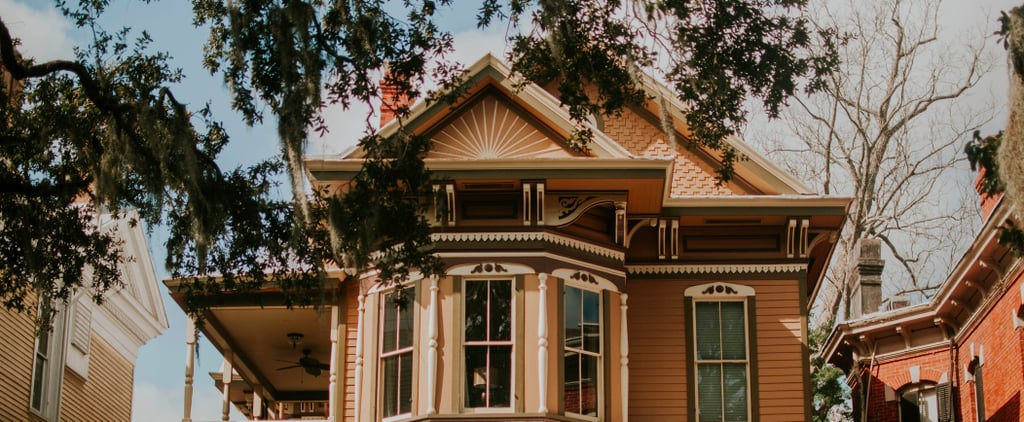 The Spooky Story Behind This Common Front Porch Design Will Give You Chills