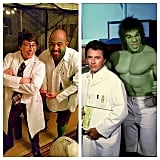 Dr. Bruce Banner and the Hulk