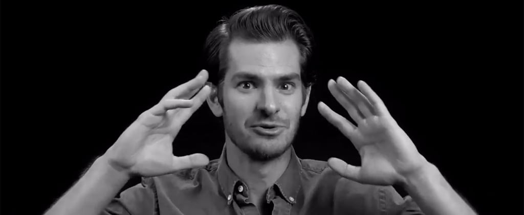 Andrew Garfield Talks About Getting High at Disneyland Video
