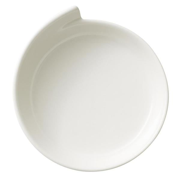Villeroy & Boch New Wave White Porcelain Large Round Dinner Plate