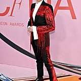 Hamish Bowles at the 2019 CFDA Awards