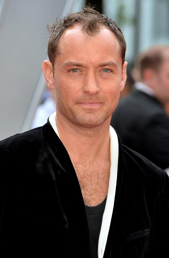Jude Law = David Jude Heyworth Law