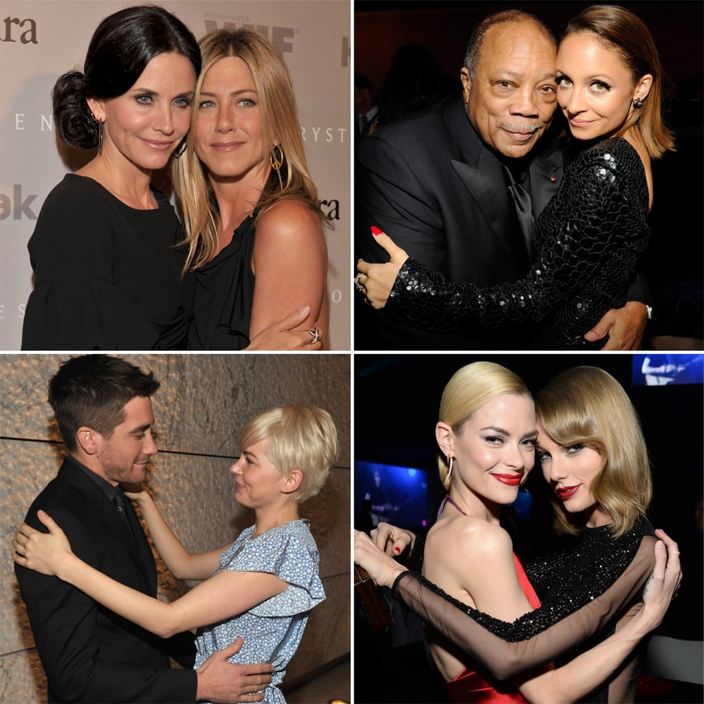 Which Celebrities Are Godparents For Their Famous Friends?