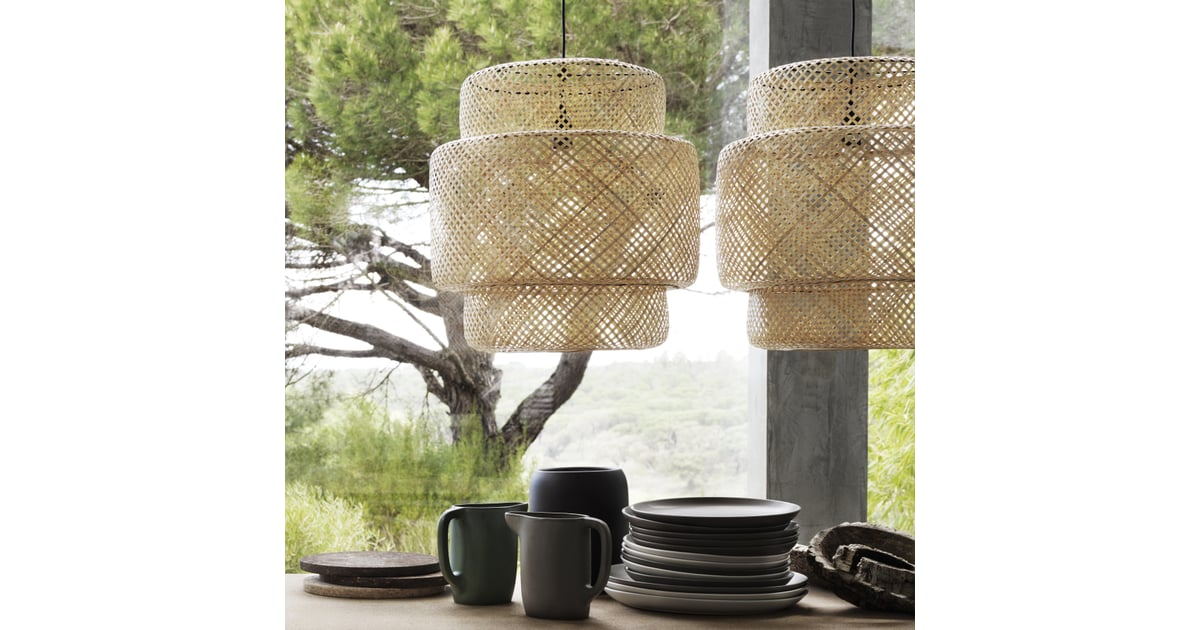 Bamboo Lattice Pendant Lights 60 Each Are A Refreshing