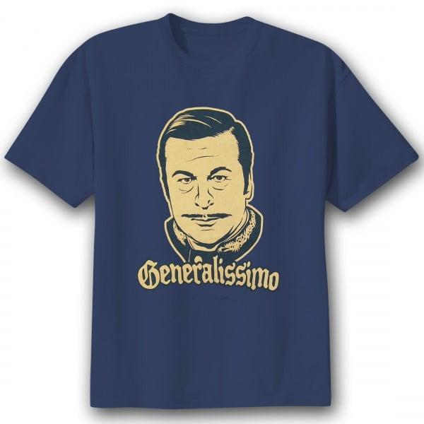 Generalissimo T-Shirt ($26)