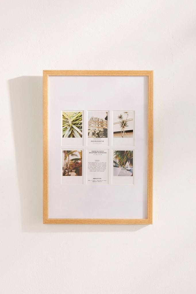 Matte Gallery Instant Picture Frame