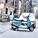 Snow day, Manhattan style. Source: Instagram user lelobnu