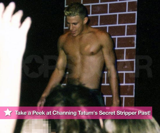 Photos From Channing Tatum's Secret Stripper Past!