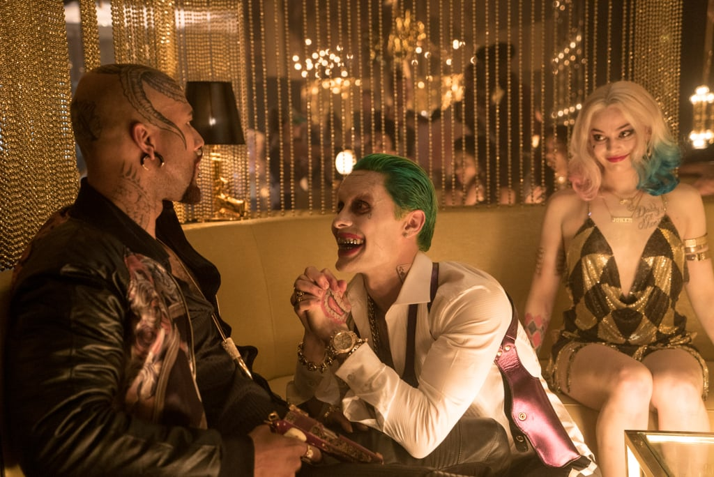 Even though Marvel has been Hollywood's go-to for superhero movies as of late, Warner Bros. is more than ready to hold its own. Nothing proves that more than the upcoming release of Suicide Squad, which we've been excited about since the first trailer dropped. We're even amped about the soundtrack! Until David Ayer's film hits theatres on Aug. 5, check out the official pictures.