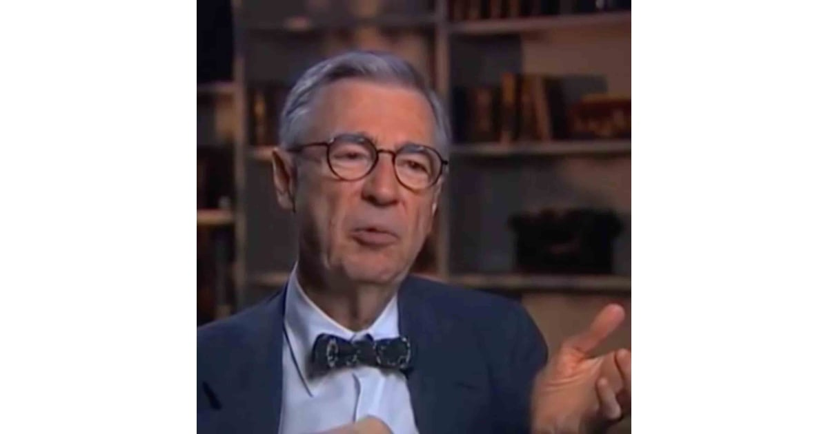 Where Did Mister Rogers Get His Sweaters Popsugar Family