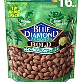 Blue Diamond Almonds, Bold Wasabi and Soy Sauce