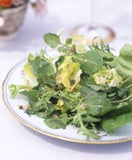 Mixed Green Salad With Tarragon Vinaigrette