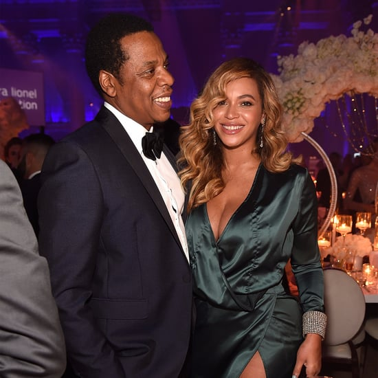 Beyonce and JAY-Z at Rihanna's Diamond Ball 2017