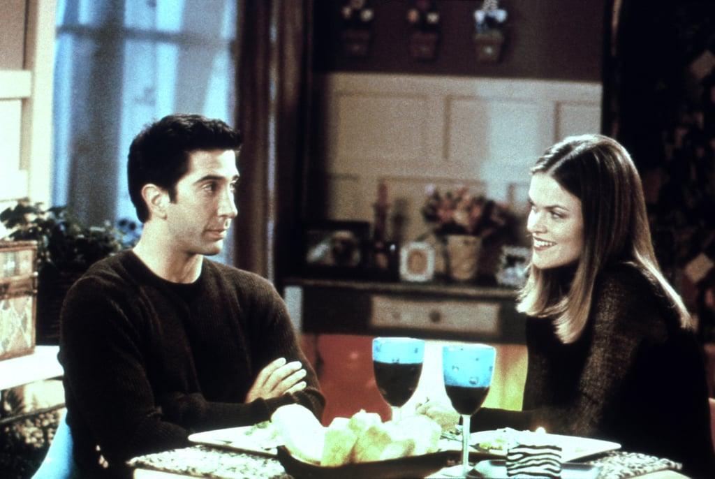 Virgo (Aug. 23-Sept. 22): Ross's Glowing Teeth | Friends ...