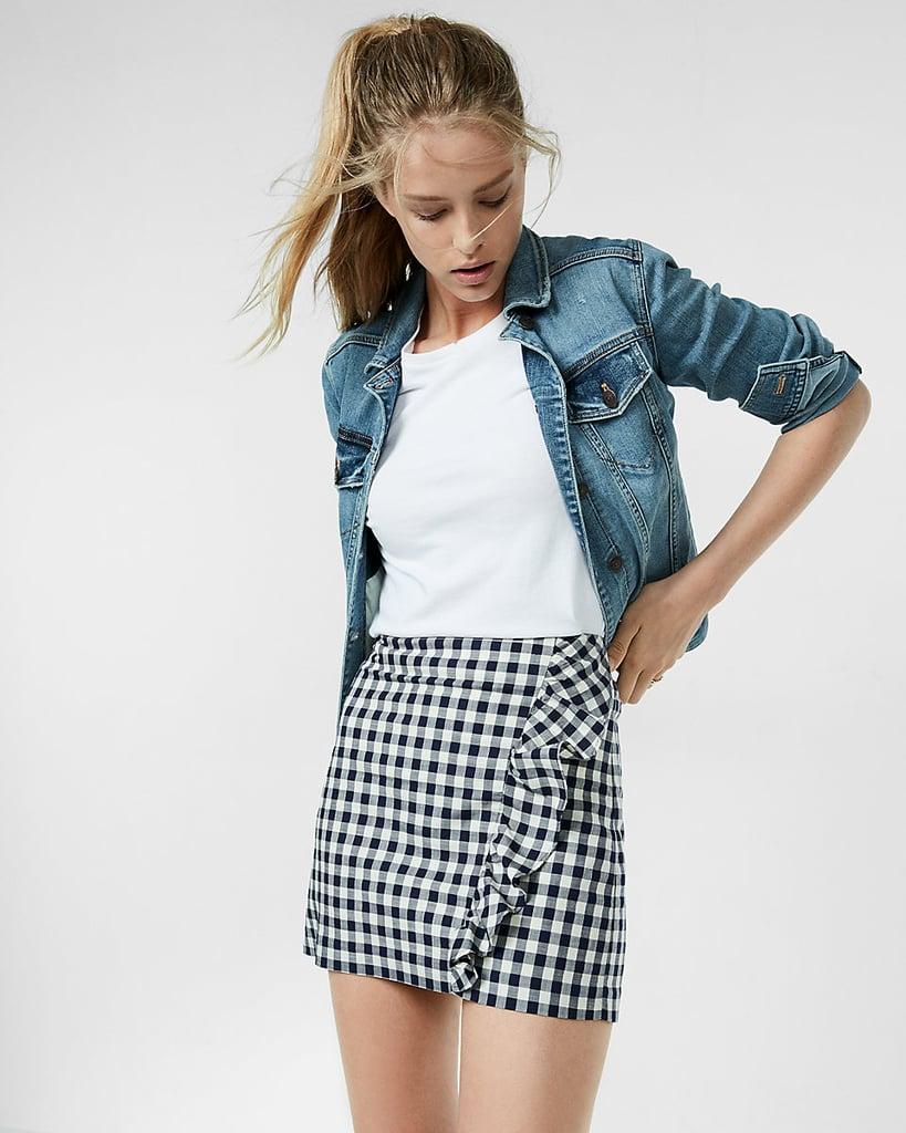 A playful skirt