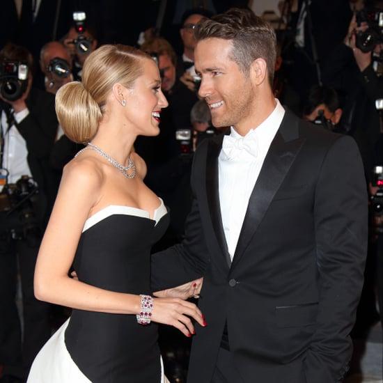 Blake Lively and Ryan Reynolds Wedding Details