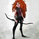 Hawkeye Merida