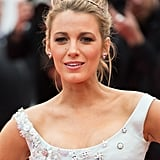 Blake Lively at the 69th Annual Cannes Film Festival on May 13, 2016