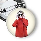Nancy Pelosi Button