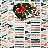 Hallu Ivory Rug by Justina Blakeney X Loloi