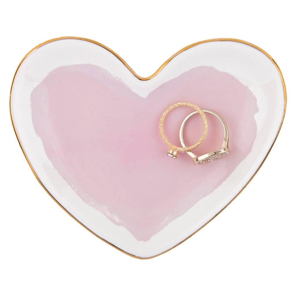 Heart-Shaped Tray