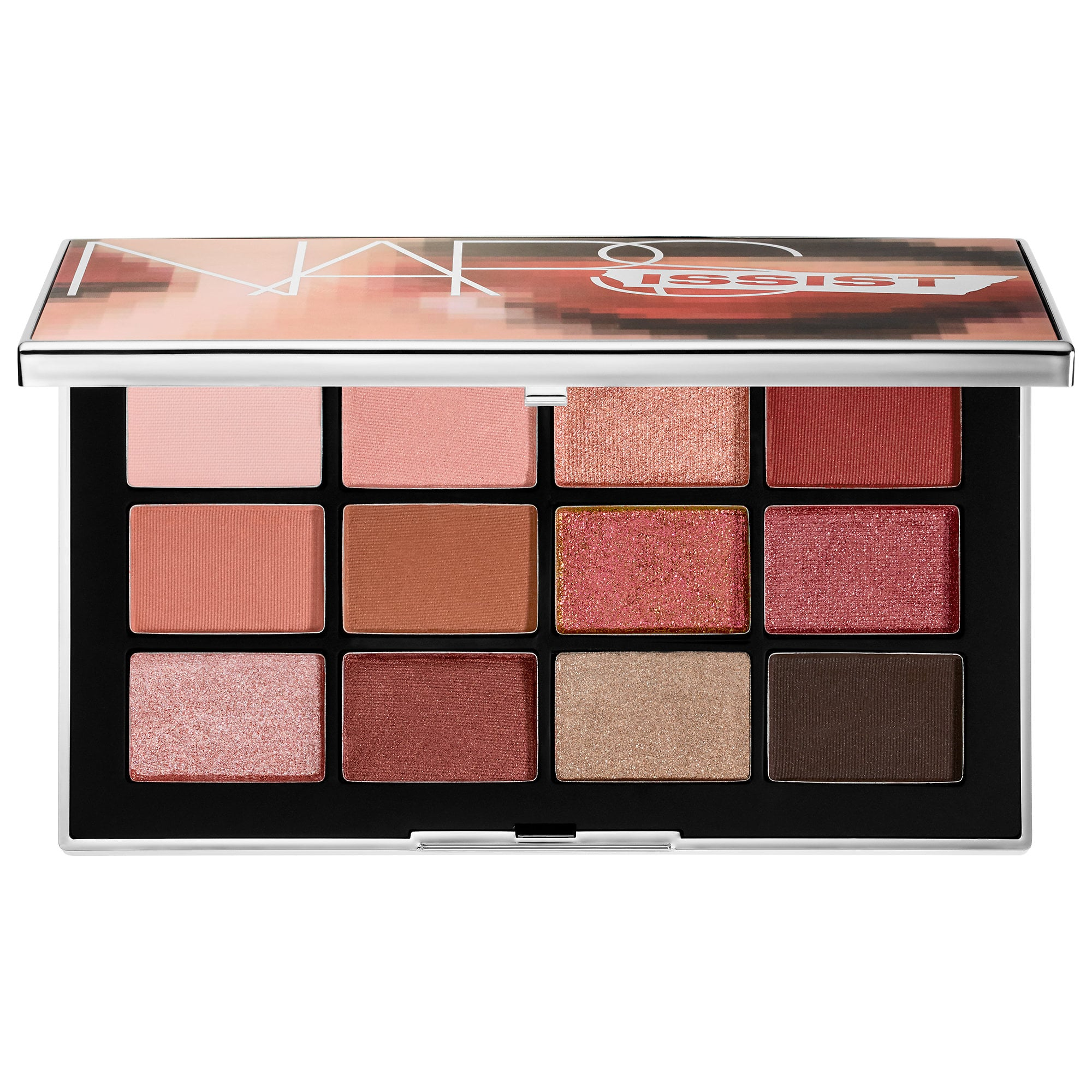 Nars Rose Gold Wanted Eyeshadow Palette | POPSUGAR Beauty