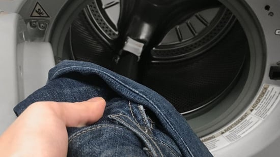How To Make Your Jeans Fit Perfectly Again After They Get Stretched Out