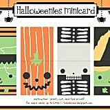 Halloween Minicard