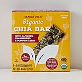 Pick Up: Organic Chia Bars With Almonds, Cranberries, and Pumpkin Seeds ($3)