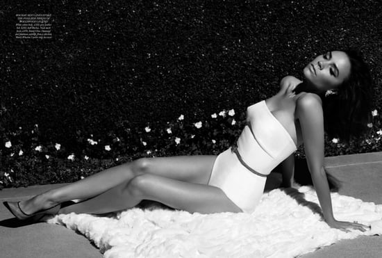 Victoria Beckham Plays Model for Harper's Bazaar UK May 2012 Issue: See Her Sexy Shoot!