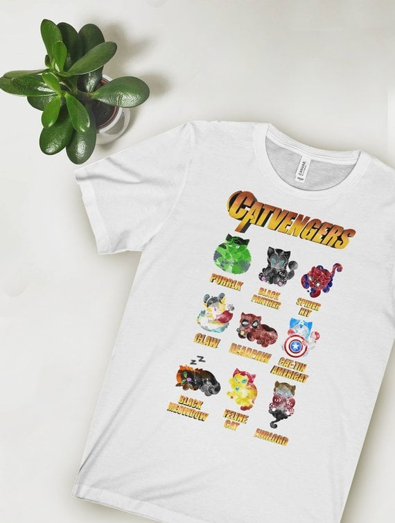 Cat-Vengers T-Shirt